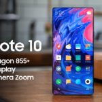 Xiaomi Mi Note 10: Smartphone with 108-megapixel camera is official, price and first impression